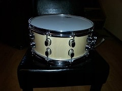 The First Custom Drum